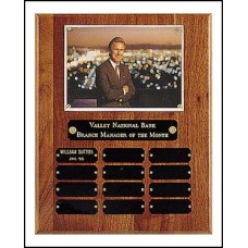 Photo Plaque with 12 Plates